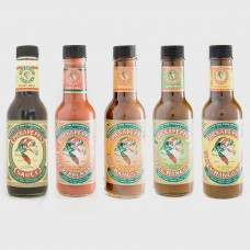 Mixed Pack of All Pickapeppa Sauces